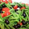 Fagiolini tricolore
