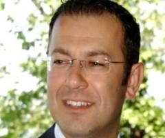 Il candidato presidente della Provincia Paolo D'Erasmo