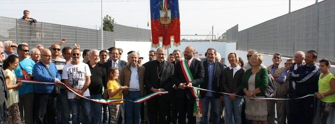 Inaugurazione sottopasso San Giovanni
