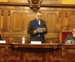 Il presidente della Provincia Paolo D'Erasmo auspica un incremento della differenziata