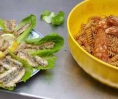 pappa fish ad Acquaviva Picena