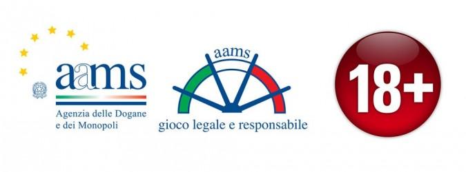 Risultati immagini per aams logo