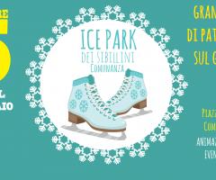 Torna l'Ice Park dei Sibillini, Comunanza