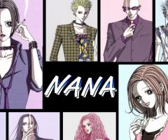 nana manga giappone