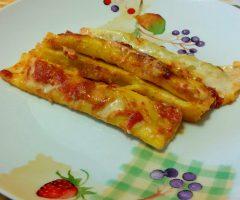 ricetta cannelloni al sugo