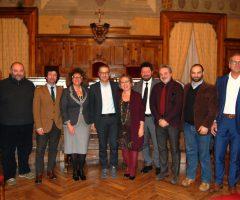 Insediamento nuovo consiglio della Provincia di Ascoli Piceno