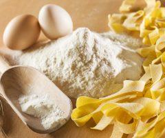 pasta all'uovo fatta in casa ricetta