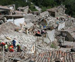 ricostruzione terremoto