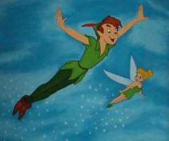 musical fly peter pan