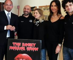 presentazione the rocky horror show