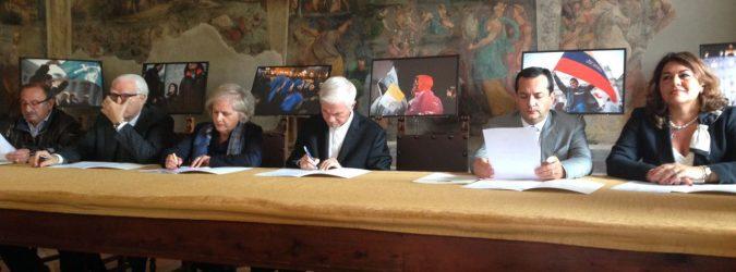 notaract diocesi ricostruzione arquata del tronto