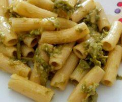 tortiglioni con asparagi