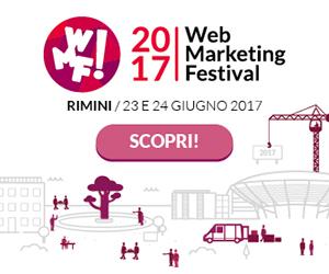 Banner del Web Marketing Festival