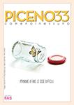 Copertina dell'ultimo numero di Piceno33
