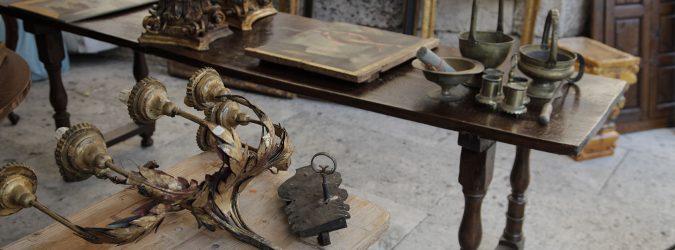 mercatino antiquario