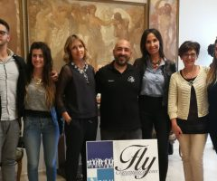 scuola di musical fly communications 2017-2018