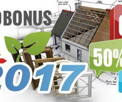 bonus ristrutturazioni 2017