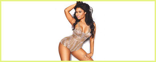 Lato B come Nicki Minaj