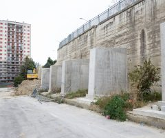 muro via delle begonie monticelli
