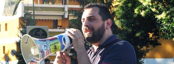 CasaPound giorgio ferretti elezioni 2018 ascoli
