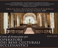 Corso operatori beni culturali ecclesiastici
