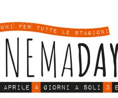 cinemadays 2018 - cinema a 3 euro
