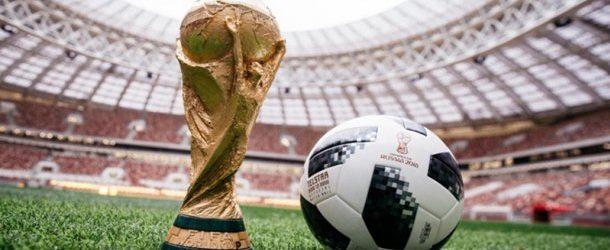 Mondiali Calcio 2018