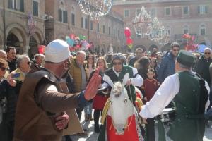 Carnevale Ascoli Piceno 2019 Quintana