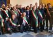 I sindaci del cratere e gli amministratori piceni uniti a Roma con l'Anci