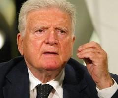 Sergio Zavoli Ascoli Piceno, l'anziano si racconta
