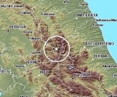 terremoti piccola crisi sismica tra macerata e perugia