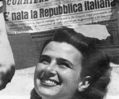 e nata la repubblica italiana