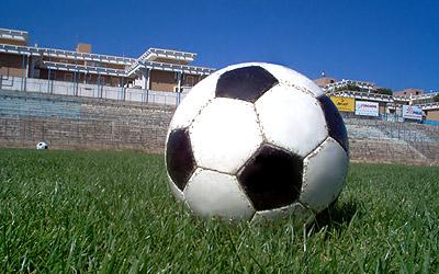 pallone erba