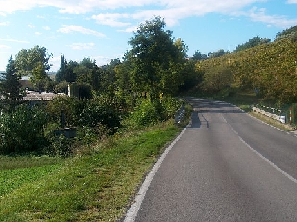 Strada Mezzina