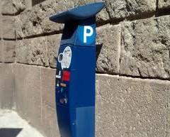 colonnina parcheggio