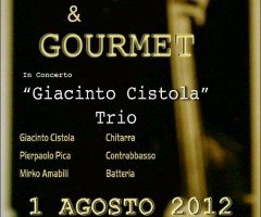jazz and gourmet