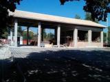 La nuova struttura nell'Oasi La Valle