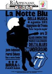 La notte blu di Appignano