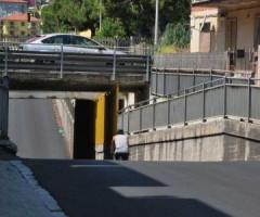 sottopassaggio via D Annunzio