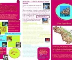 brochure turista