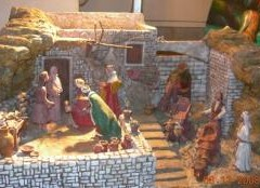 presepe vivente force