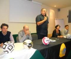 La presentazione delle squadre