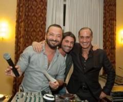 Cena-spettacolo a Villa Picena