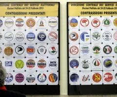 simboli viminale politiche 2013