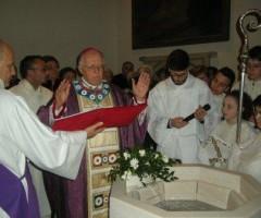 inaugurata la chiesa di san basso