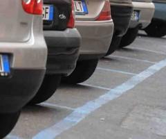 parcheggi blu auto