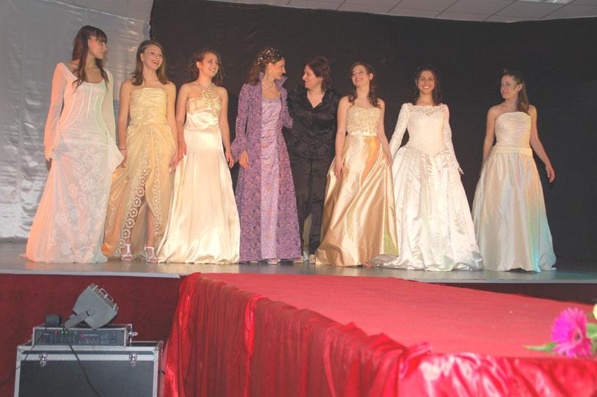 RICAMO SFILATA - EDIZIONE 2012