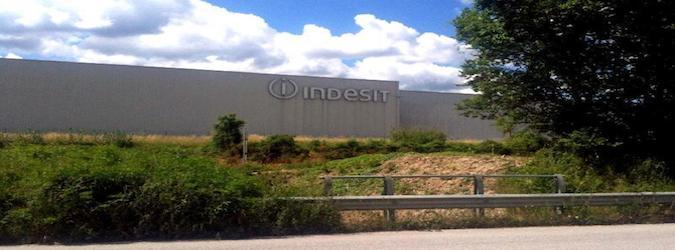 Indesit Company sito Comunanza