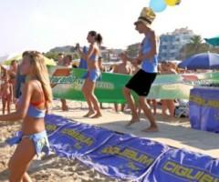 La spiaggia dei sogni a Grottammare. Cinque giorni di feste a tema.