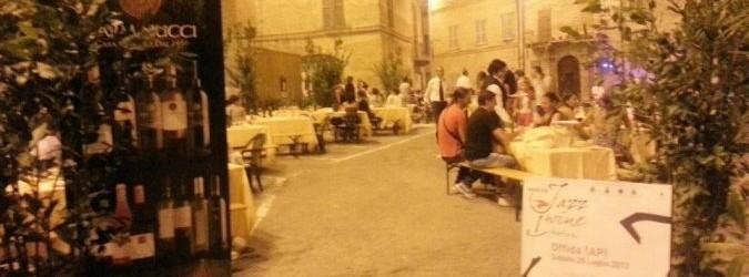 Torna l'appuntamento con Marche Jazz & Wine nel centro storico di Offida